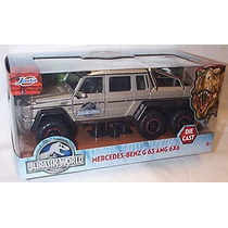 Mercedes Benz G 63 Amg 6x6- Jurassic World- De Jada