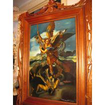 Pintura Al Oleo San Miguel De Ancargel
