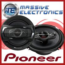 Bocinas Pioneer Ts-a1685r 6.5 350w 60w Rms Woofer Tweeters