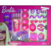 2 Juegos De Te De Barbie Para Tu Hija Y Su Muneca
