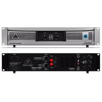 Behringer Epq2000 Amplificador De Potencia 2000 Watts