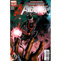 Marvel The New Avengers #12 Marvel Mexico