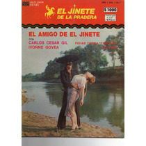 El Jinete De La Pradera Foto Novela Editorial Fenix