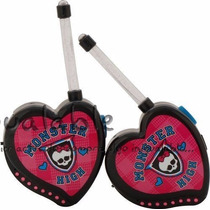 Radios Para Niños De Monster High