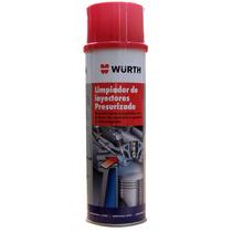 Limpiador De Inyectores Presurizado Wurth
