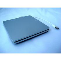 Usb Enclosure/adaptador Para Super Drive Dvd Macbook Pro