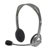 Diadema Logitech H110 3.5 Micrófono Win