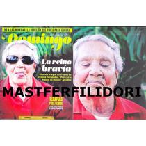 Chavela Vargas Revista Domingo De Abril 2012