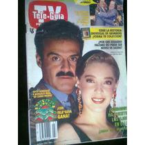 Tele Guia Tv Edith Gonzalez Y Antigua Revista