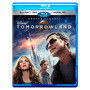 Tomorrowland 2015 George Clooney , Pelicula En Blu-ray + Dvd