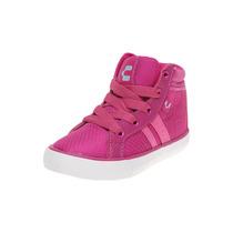 Charly - Tenis Skate - Rosa - 1070434 Ss15