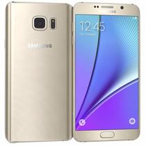 Celular Samsung Galaxy Note 5 32gb 4g Lte Dorado Env Gratis