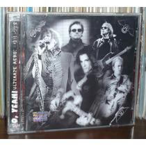 Aerosmith 2 Cd Album O, Yeah Ultimate Aerosmith Hits