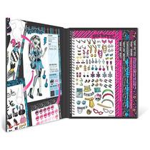 Monster High Fashion Stylist Etiqueta