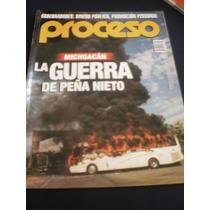 Proceso - La Guerra De Peña Nieto #1941 Enero 2014