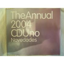 The Anual 2004 Cd Uno Novedades Electronica