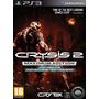 Crysis 2 Maximum Edition Ps3