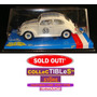 Volkswagen Herbie Love Bug Johnny Lightning Metal Esc 1/18