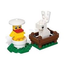 Lego Estacional Conjunto Conejito Y Polluelo Bagged (40031)