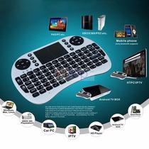 Mini Teclado Inalambrico Mouse Smart Tv Box Android Pc Ps3