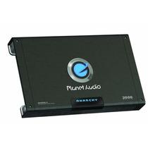 Amplificador Planet Audio Ac2000.2 2000w 2ch- Envio Gratis!
