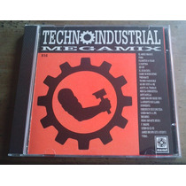 Techno Industrial 1 Cd Raro Unica Edicion 1992 Sp0