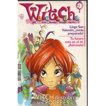 Revista Witch No.1,edición Española, Feb.2003,82 Pg. A Color