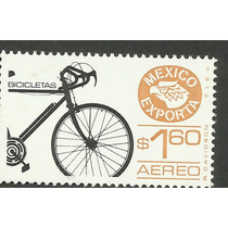 México Exporta Bicicletas $1.60 2da Serie. Nueva Mn4