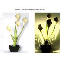 Macetas De Luz En Forma De Plantas Daa
