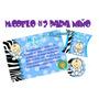Kit Imprimible Baby Shower Bautizo Comunion Cumple Angelita