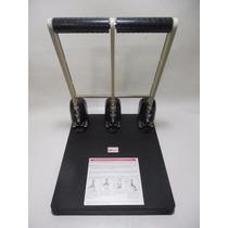 Perforadora Hojas 3 Hoyos Oficina Papeleria Gbc Bates E716