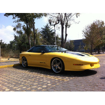 Pontiac Transam Super Equipado/impecable/conocedores