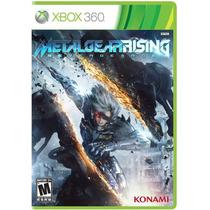 ..:: Metal Gear Rising ::.. Para Xbox 360 En Start Games