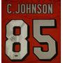 Jersey Firmado Chad Johnson Cincinnati Bengals Ochocinco Nfl