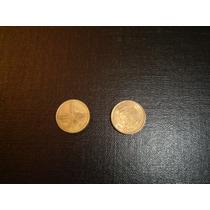 Moneda De 1 Centavo Año 1953