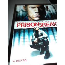 Prison Break Temporada 1 Serie Original Completa