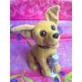 Taco Bell Perrito Con Microfono De Peluche