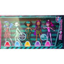 Monster High Set De 5 Skull Shores