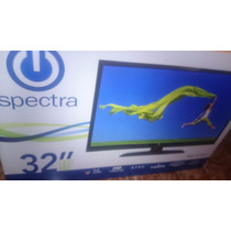 Television Led Spectra 32 Pulgadas Hd Nueva Y Sellada!!