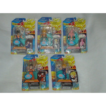 Dragon Ball Z Vegito Bu Gotenks Vegeta Y Gohan 5 Figs Nuevas