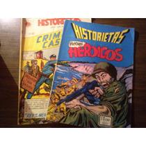 Comic De Historietas Hechos Heroicos Editora Sol