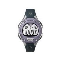 Reloj Para Corredores Timex Color Lila