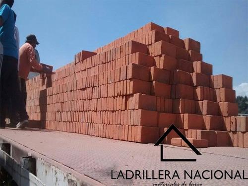 Millar ladrillo tabique rojo 6x12x24 precio de fabrica for Precio de ladrillos