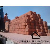 Millar Ladrillo Tabique Rojo 6x12x24 Precio De Fabrica!!!