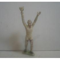 Pele Brasil 70`s - Juguete Plastico Bootleg - Figura Escala