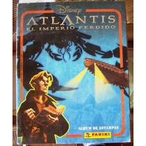 Álbum, Atlantis El Imperio Perdido, Mmu