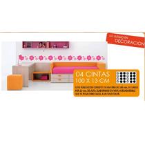Stiker Vinil Cenefas Decorativas Infantiles