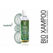 Bioxampoo Romero Árbol Del Té Shampoo Cabello Graso Xamania