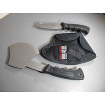 Sw629 Smith & Wesson Set De Caceria Cuchillo Y Hacha Vv4