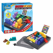Juego De Mesa Educativo Carritos Rush Hour Trafico Thinkfun